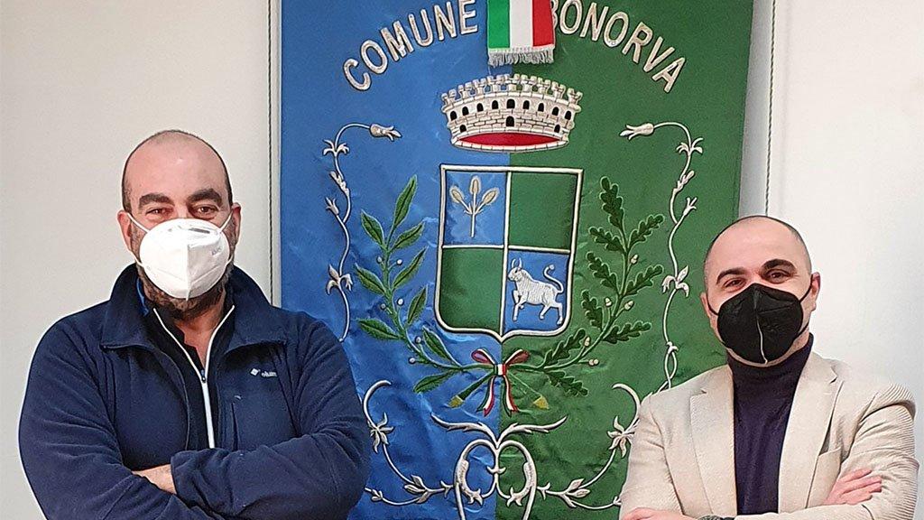Massimo D'Agostino e Aldo Salaris