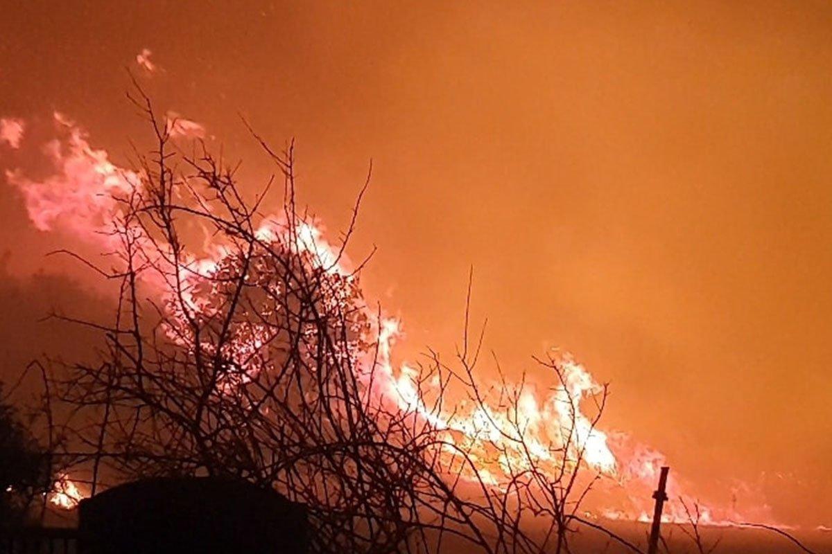 incendio Bonorva 2021